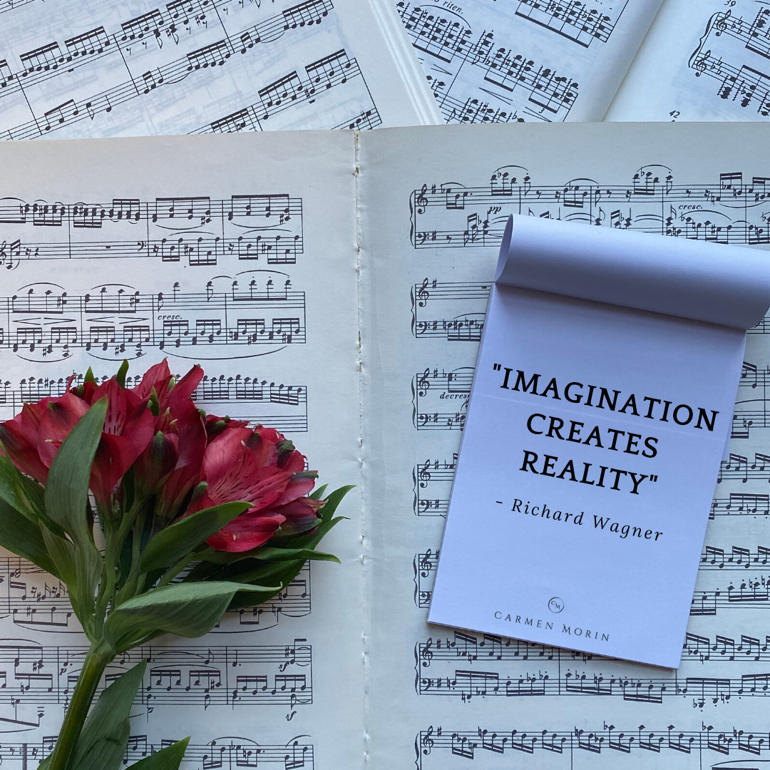 Imagination Creates Reality in 2020 🎉