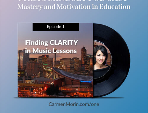 #1:Finding Clarity in Music Lessons
