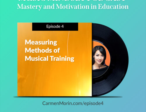 #4: Measuring Methods of Musical Training