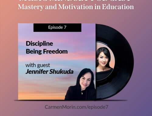 #7: Discipline Being Freedom with Jen Shukuda