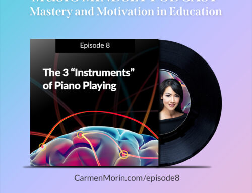 """#8: The Three """"Instruments"""" of Piano Playing"""